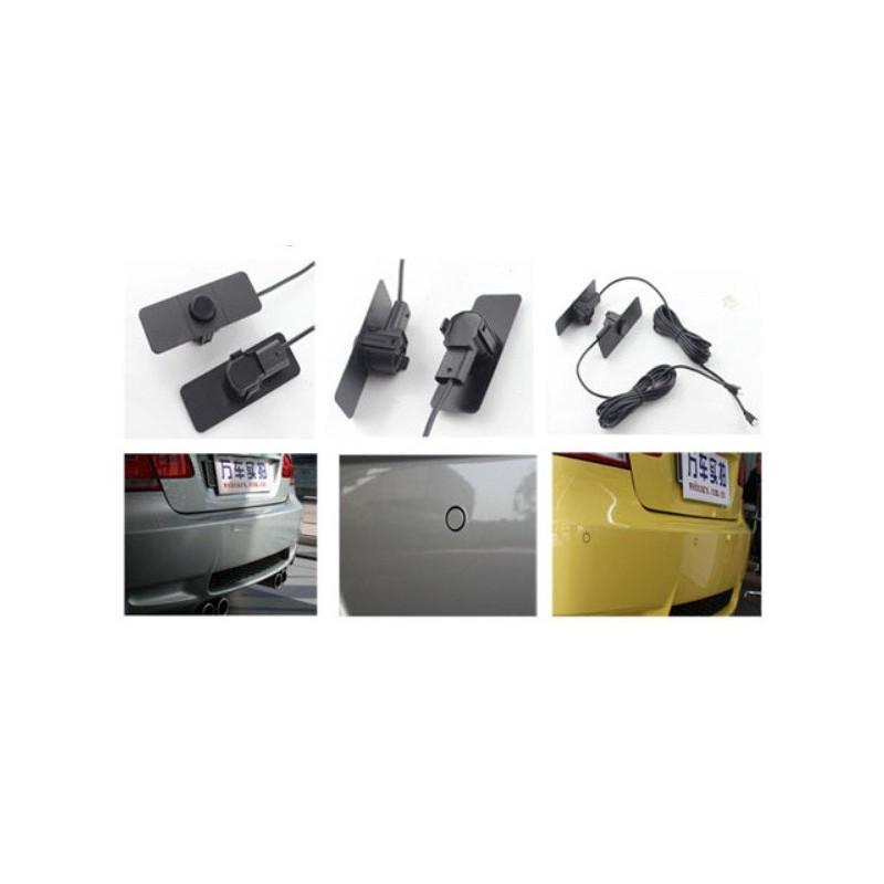 16,5mm Parkeersensoren set met 4 sensoren buzzer of led display