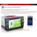 AW7301M Ford 7 inch navigatie en dvd speler met 3g en wifi dualcore