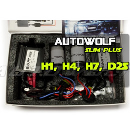 Plus Xenon HID set 35w Slim ballast