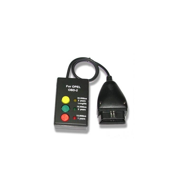 Opel Olie en Service reset tool