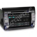 Fiat Bravo 2DIN 7 inch Android navigatie, multimedia car pc met dvd