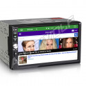 AW11216 2DIN  7 inch Android navigatie, multimedia car pc met DAB+ wifi en 3g