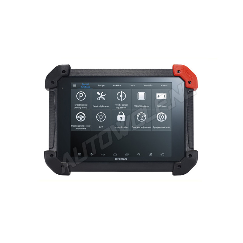 Xtool PS90 Professional diagnostic device tablet