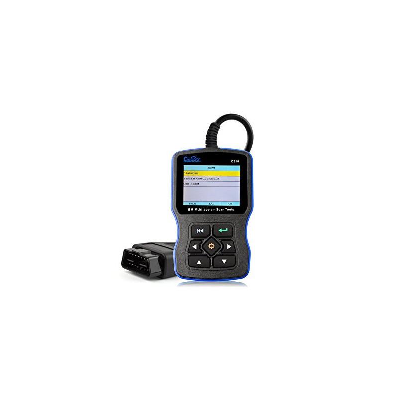 C310+ BMW / Mini OBD2 handscanner