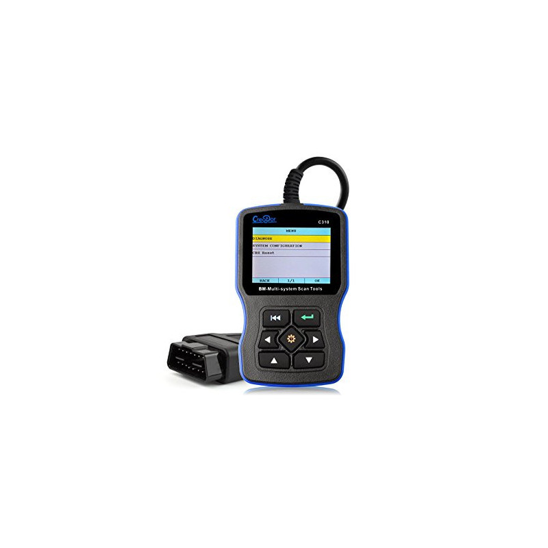 C310 BMW / Mini OBD2 manual scanner