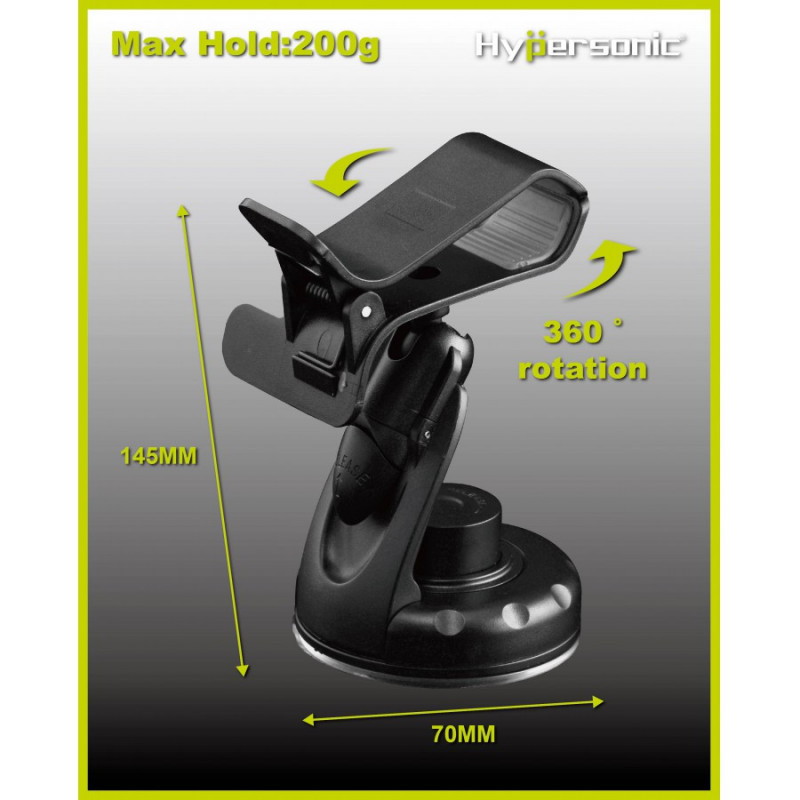 Universele Multi-Grip Smartphone/Telefoon/PDA/iPod Houder 70x145mm