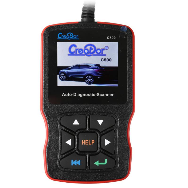 C500 OBD2 BMW / Mini / Honda/ VW/Mercedes OBD2 handscanner