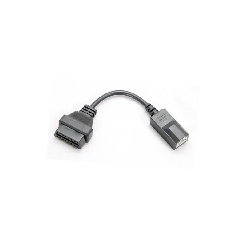Honda 3 pin naar 16 pin OBD2