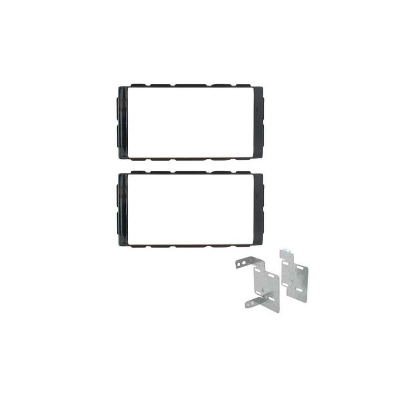 2 DIN Paneel voor Nissan micra, note