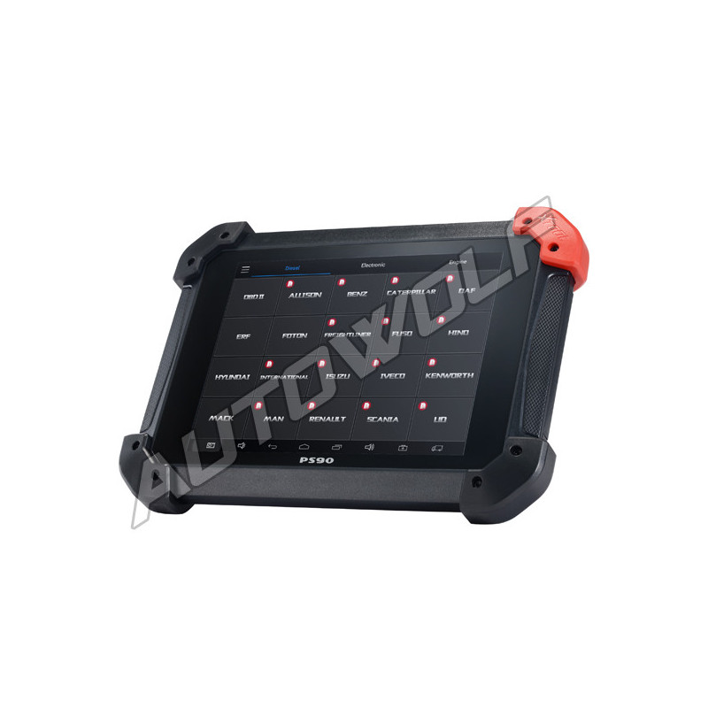 Xtool PS90 HD truck diagnostic tool Heavy Duty