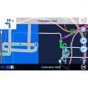 TD619G 2 DIN 6,2 inch autoradio met Navigatie en DVD met mirrorlink functie