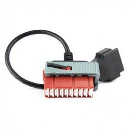 Peugeot / Citroen 30 pin naar 16 pin OBD2