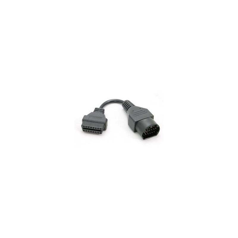 Mazda 17 pin naar 16 pin OBD2