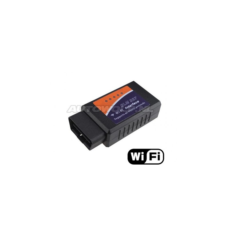 Elm327 WiFi Diagnose Interface
