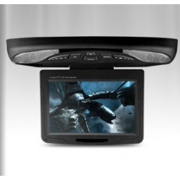 11,3 inch HD Dakscherm dvd player