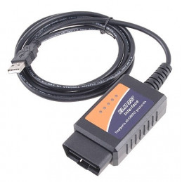 OBD2 USB Diagnostic Interface V1.4
