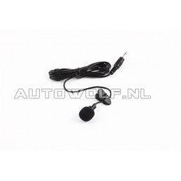 3.5 mm microphone for car stereo