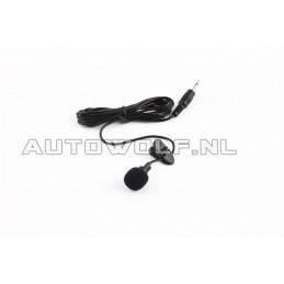 3,5mm microfoon voor autoradio