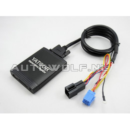 VW, Audi, Seat, Skoda aux, sd, usb audio interface VW8