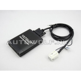 VW, Audi, Seat, Skoda aux, sd, usb audio interface VW12