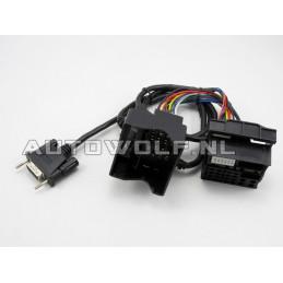 BMW aux, sd, usb audio interface, BMW2