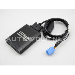 Peugeot, Citroen aux, sd, usb audio interface RD3