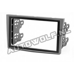 2 DIN panel Opel to ISO