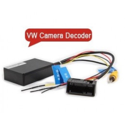 VW rear-view camera, decoder, camera and decoder vag