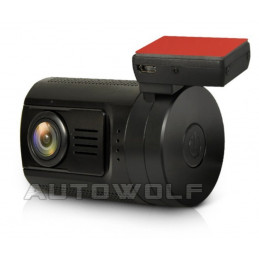 AW0806 mini dashboard camera with gps logger, ambrella chip 135 degree lens