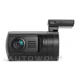 AW0806 mini dashboard camera met gps logger, ambrella chip 135 graden lens