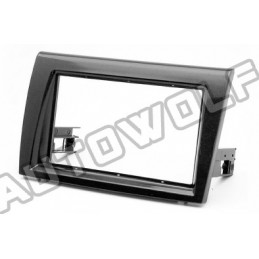 2 DIN panel for Fiat Bravo to ISO