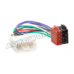 Mitsubishi Mercedes ISO cable 12017