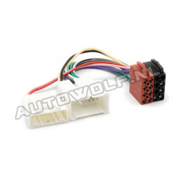 Renault ISO connection cable dacia opel 12043