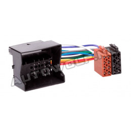 Ford ISO connecting cable: 2 focus fiesta mondeo transit
