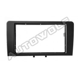 2 DIN panel Audi A3 to ISO AW-Audi011