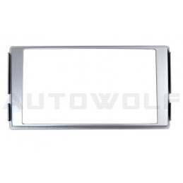 1 DIN panel Fiat Grande Punto to ISO
