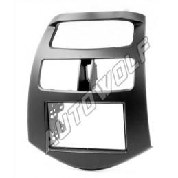 2 DIN paneel Chevrolet Spark Daewoo Matiz  naar ISO