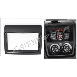 2 DIN panel Ducato - Fiat to ISO