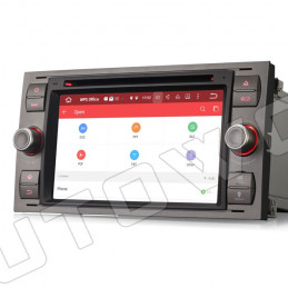 AW3366F Ford 7 inch Android navigatie, multimedia car pc met DAB