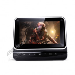 7 inch LCD headrest DVD player
