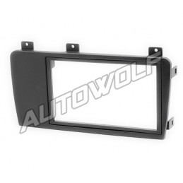 2 DIN panel Kia Sportage 3 to ISO