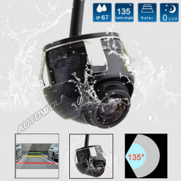 AW599 CCD Mini Rear view camera