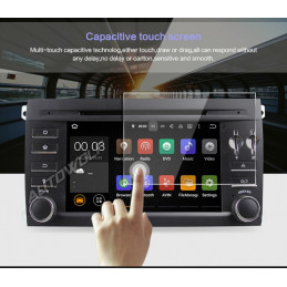 AW9014A Porsche Cayenne 7 inch Android navigatie, multimedia car pc