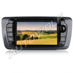 AW9499S Seat Ibiza 2DIN 7 inch Android navigatie, dab, multimedia car pc