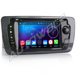 AW9499S Seat Ibiza 2DIN 7 inch Android navigation, dab, multimedia car pc