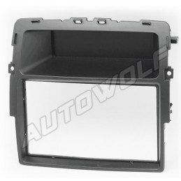 2 DIN panel for Opel Renault Nissan to ISO vivaro