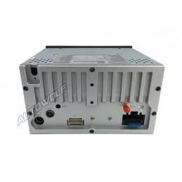 AW899G 2 DIN 6,2 inch autoradio met Navigatie en DVD speler