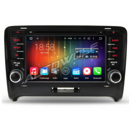 AW7788TT Audi TT 7 inch Android navigatie, multimedia car pc met DAB