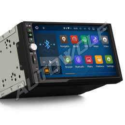 AW11216 2DIN 7 inch Android navigation, multimedia, car pc DAB+ wi-fi and 3g