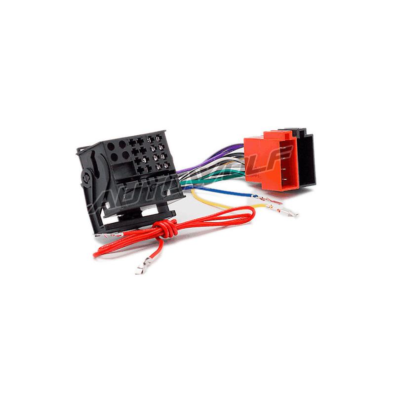 VAG quadlock ISO cable female